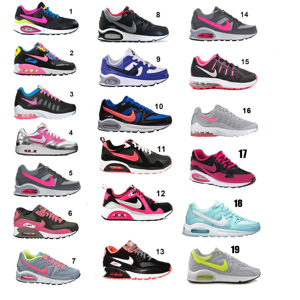 Details about Ladies Nike Air Max Series Original Womens Girls Sports  Trainers Shoes Sizes a08ea8cb7
