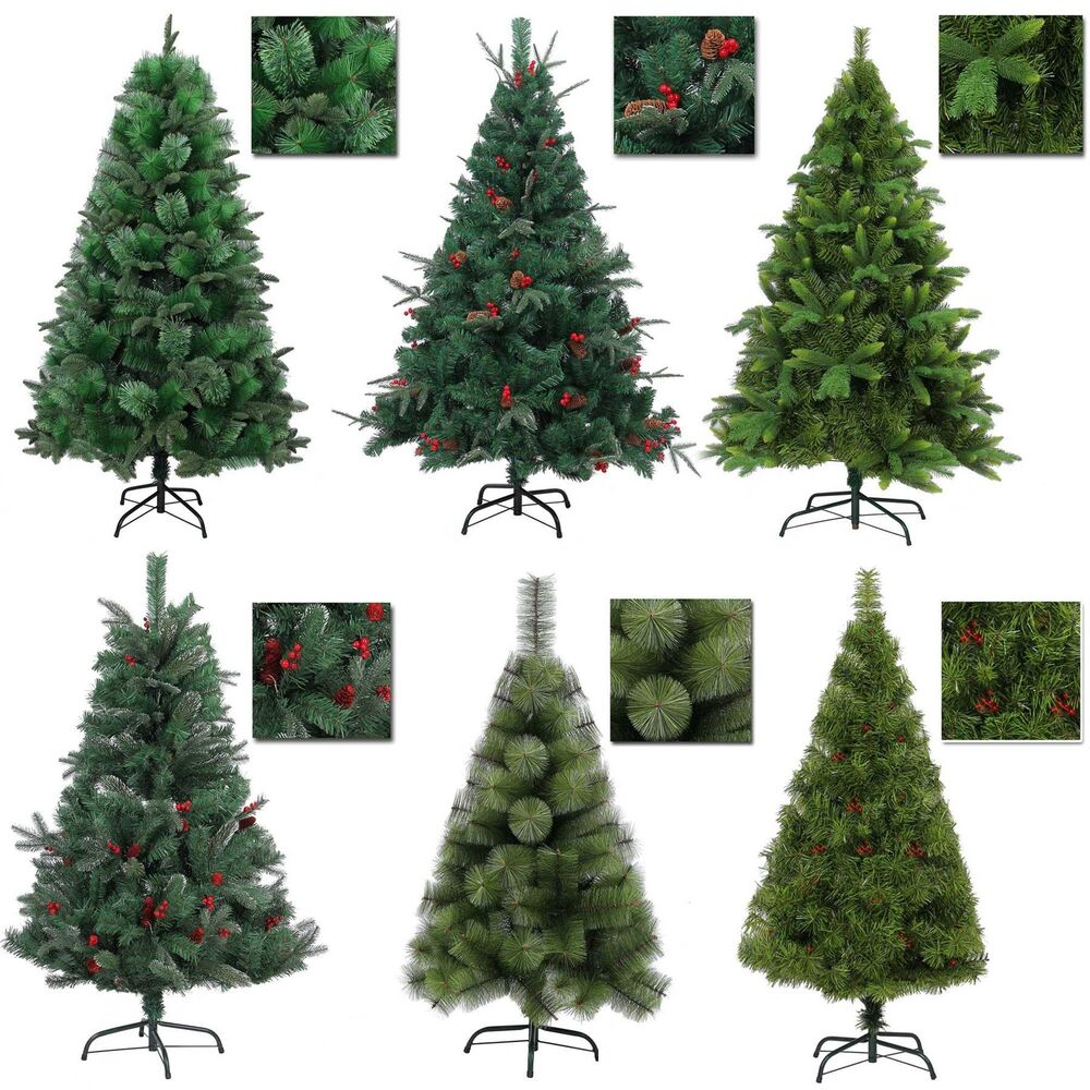 luxurious artificial christmas tree natural looking 4ft. Black Bedroom Furniture Sets. Home Design Ideas