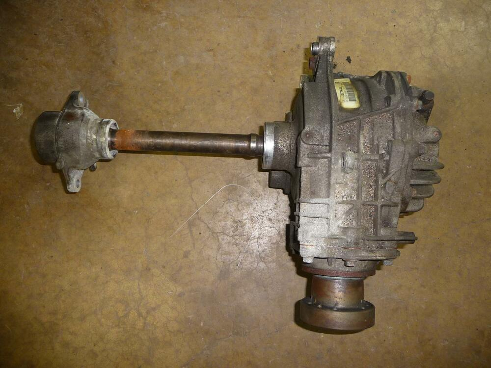 04-06 CADILLAC SRX Front Carrier Assembly 3.6L AWD Opt MX5 ...