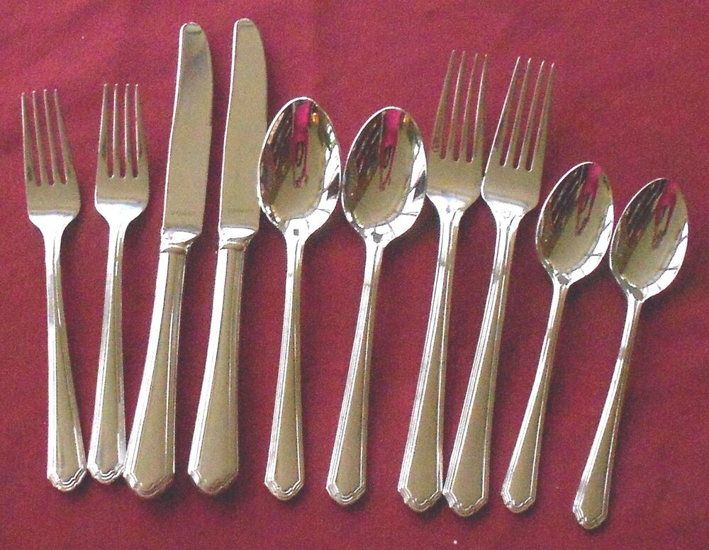 Lenox 18 10 Archway Stainless Open Stock You Choose Set