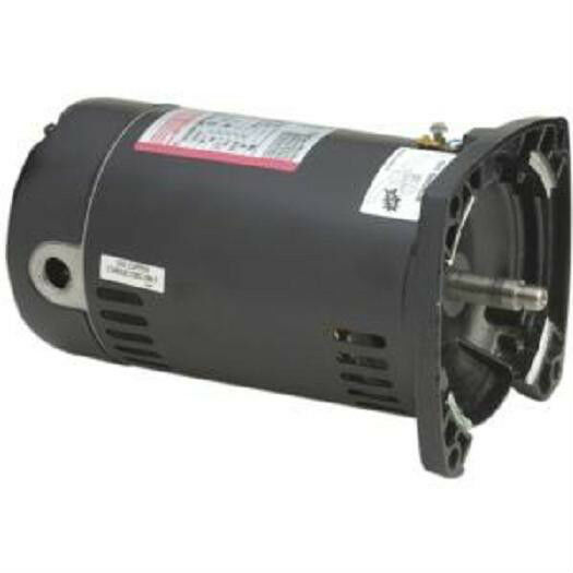 Sq1032 1 3 hp 3450 rpm new ao smith electric motor ebay for Dc motor 1 3 hp