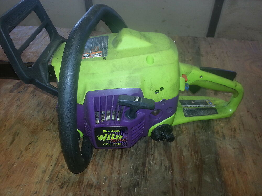 100+ 18 Poulan Chainsaw Wild Thing – yasminroohi