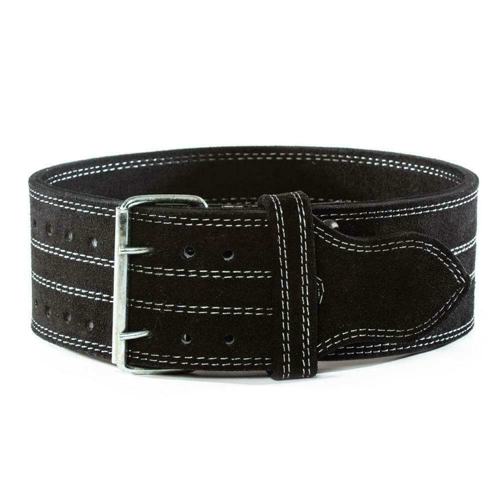 serious steel fitness 10mm weightlifting belt leather