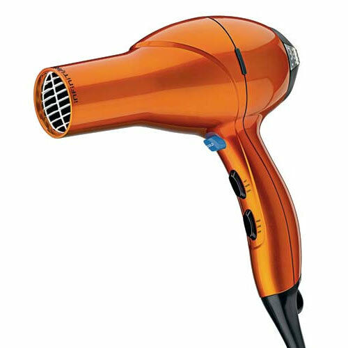 Conair 259x infiniti pro 1875 watt frizz free hair dryer for Ac motor hair dryer