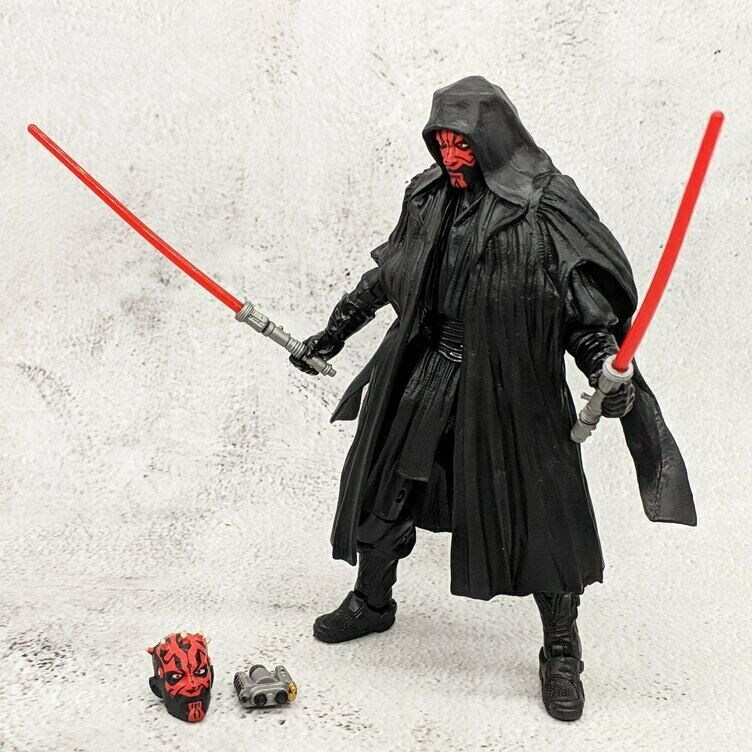 Star Wars Darth Maul Action Figure 94
