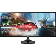 "LG Electronics 34UM57 34"" IPS WFHD Ultrawide Monitor, 2560x1080, FreeSync, Dual Controller, 4 Screen Split, Reader Mode, Game Mode $320 + Free Shipping (eBay Daily Deal)"