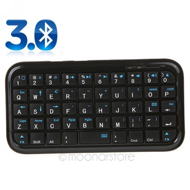Bluetooth Keyboard Mapping Android: Mini Wireless Bluetooth 3.0 Keyboard For Smart Phone Android Phone Iphone Hot
