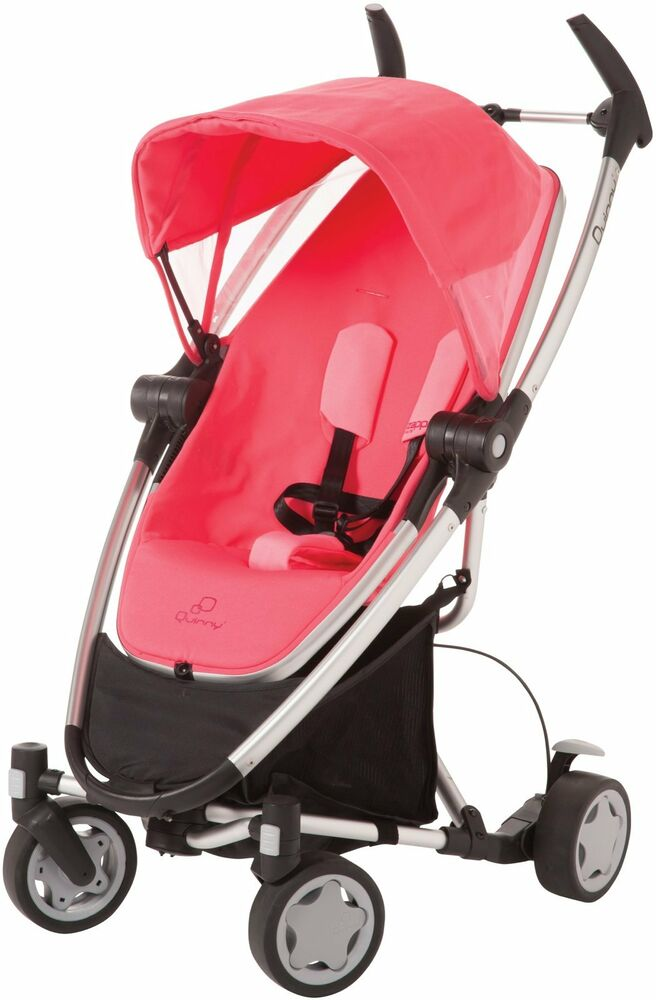 quinny zapp xtra folding seat stroller pink precious brand. Black Bedroom Furniture Sets. Home Design Ideas