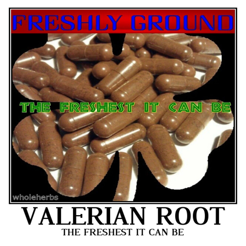 how to use fresh valerian root