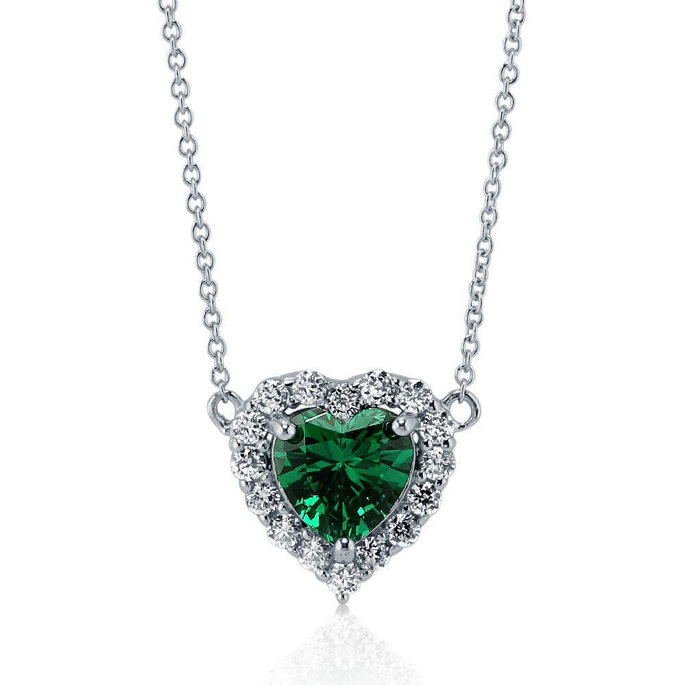 Emerald Pendant Necklaces - angara.com