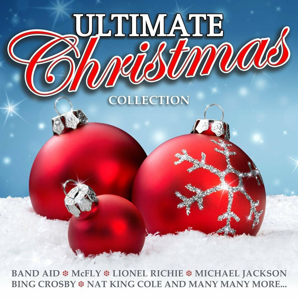 Ultimate Christmas Collection: ULTIMATE CHRISTMAS COLLECTION- VARIOUS ARTISTS: 3CD ALBUM