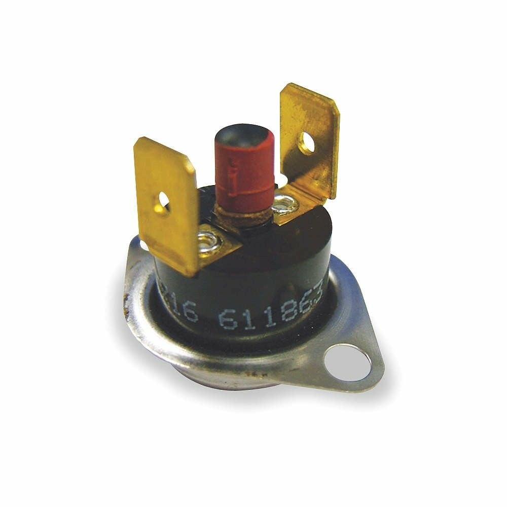 350 186 Gas Heating Furnace Flame Rollout Limit Switch Manual
