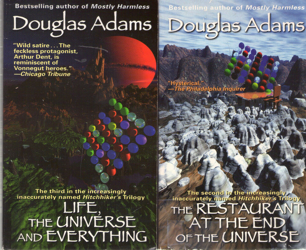 "summary of the hitch hikers guide The hitchhiker's guide to the galaxy [douglas adams] on amazoncom free shipping on qualifying offers ""extremely funny inspired lunacy [and] over."