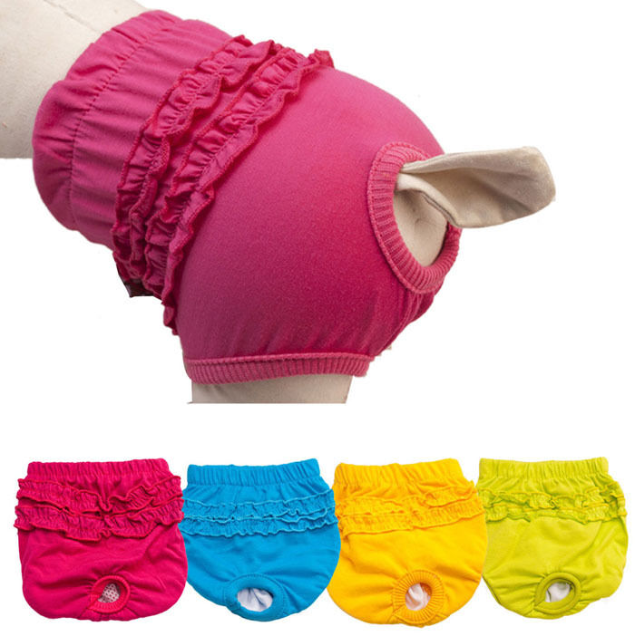 Cute Pet Dog Panty new gift Brief Bitch In Season Sanitary ...