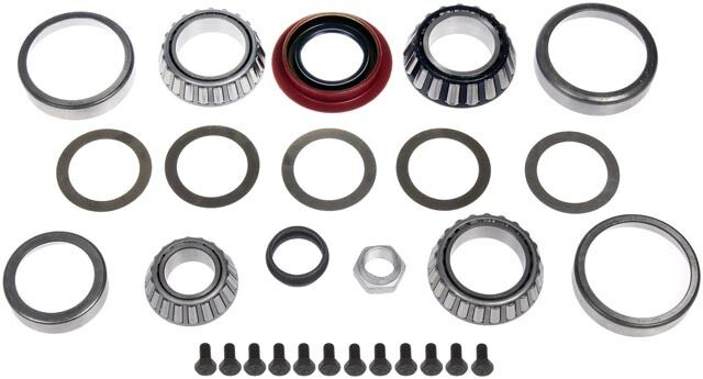 dodge 9 25 rear end differential ring and pinion bearing