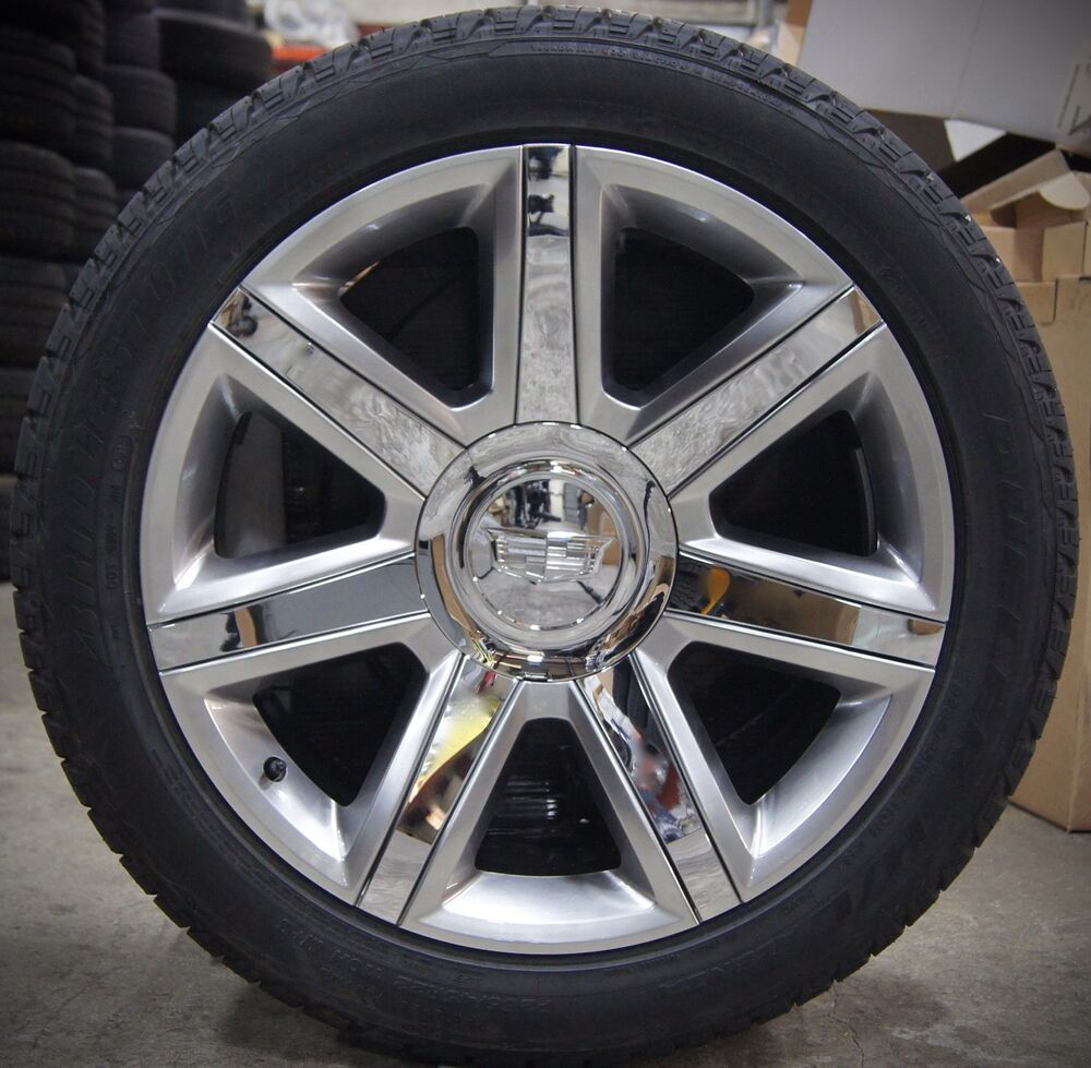 NEW 2017 Cadillac Escalade Chrome & Painted Factory OEM 22
