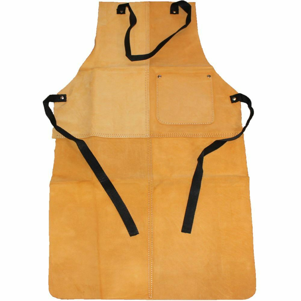 Heavy Duty Aprons : Heavy duty suede leather welders welding blacksmiths