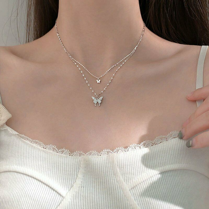 New Wholesale Silver/Gold/Rose Gold/Black 600mm Pendant ...