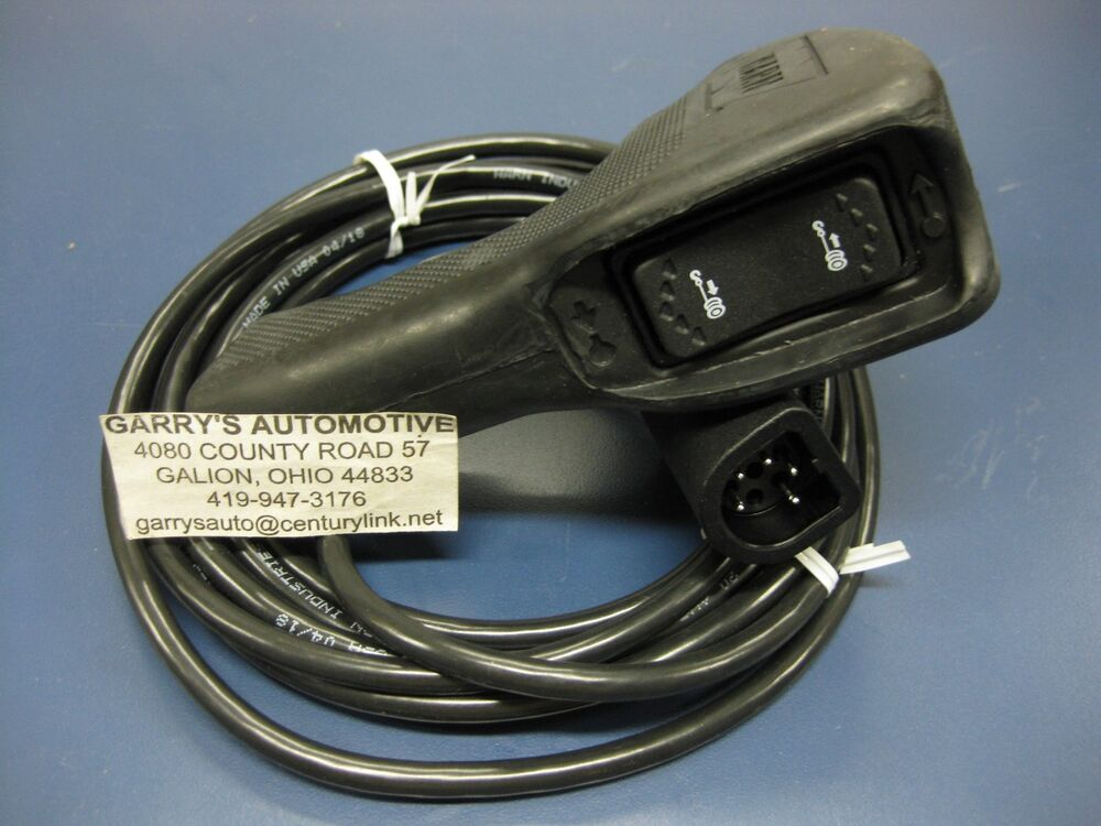 warn winch remote warn 83665 12 remote control cable wire winch switch replacement 3 5 pin plug
