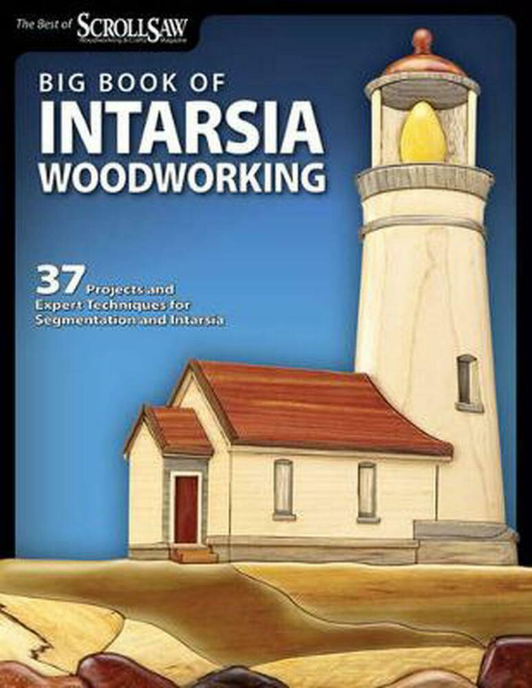 25 Diy Bunk Beds With Plans: Big Book Of Intarsia Woodworking By Scroll Saw Woodworking