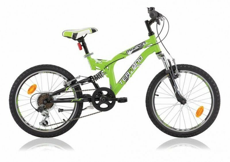 20 20 zoll kinderfahrrad mountainbike jugend bike fahrrad. Black Bedroom Furniture Sets. Home Design Ideas