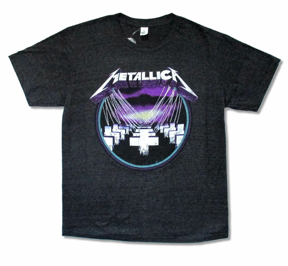 metallica purple master of puppets image heather grey t. Black Bedroom Furniture Sets. Home Design Ideas