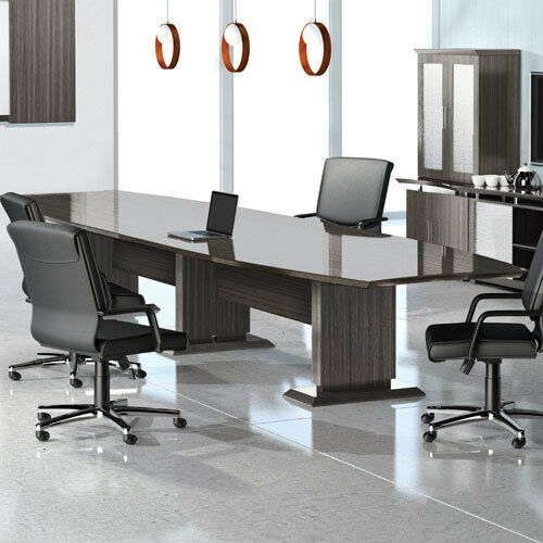 8 16 39 modern conference room table and chairs set for 10 feet by 10 feet room
