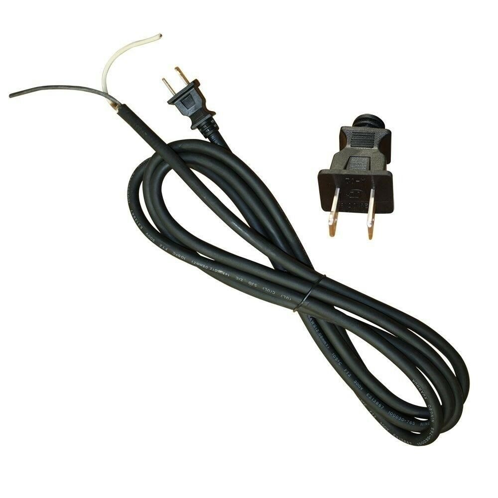 9 ft power tool cord 14awg 2 wire replacement for skil. Black Bedroom Furniture Sets. Home Design Ideas