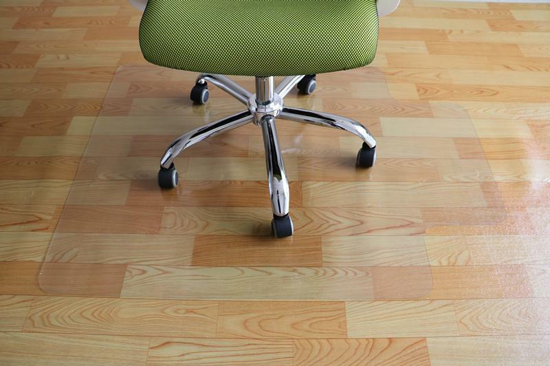 PVC Chair Mat 36 X 48 Hard Floor Protection Clear Transparent H35