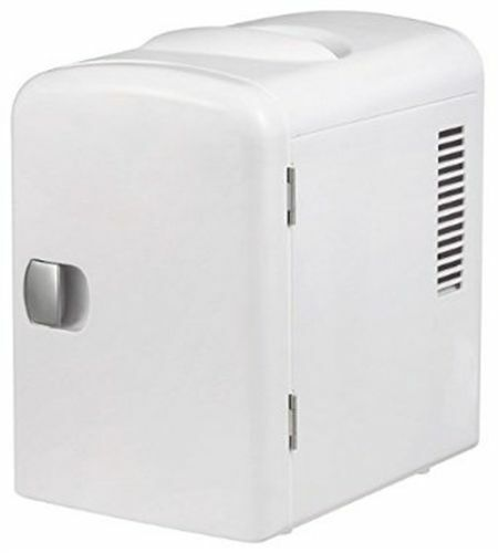 Small Portable Coolers : Personal can home office dorm portable mini fridge