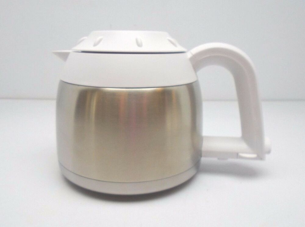 Black And Decker Spacemaker Coffee Maker White : Black & Decker Stainless Steel Thermal Carafe For Spacemaker Coffee Maker ODC425 eBay