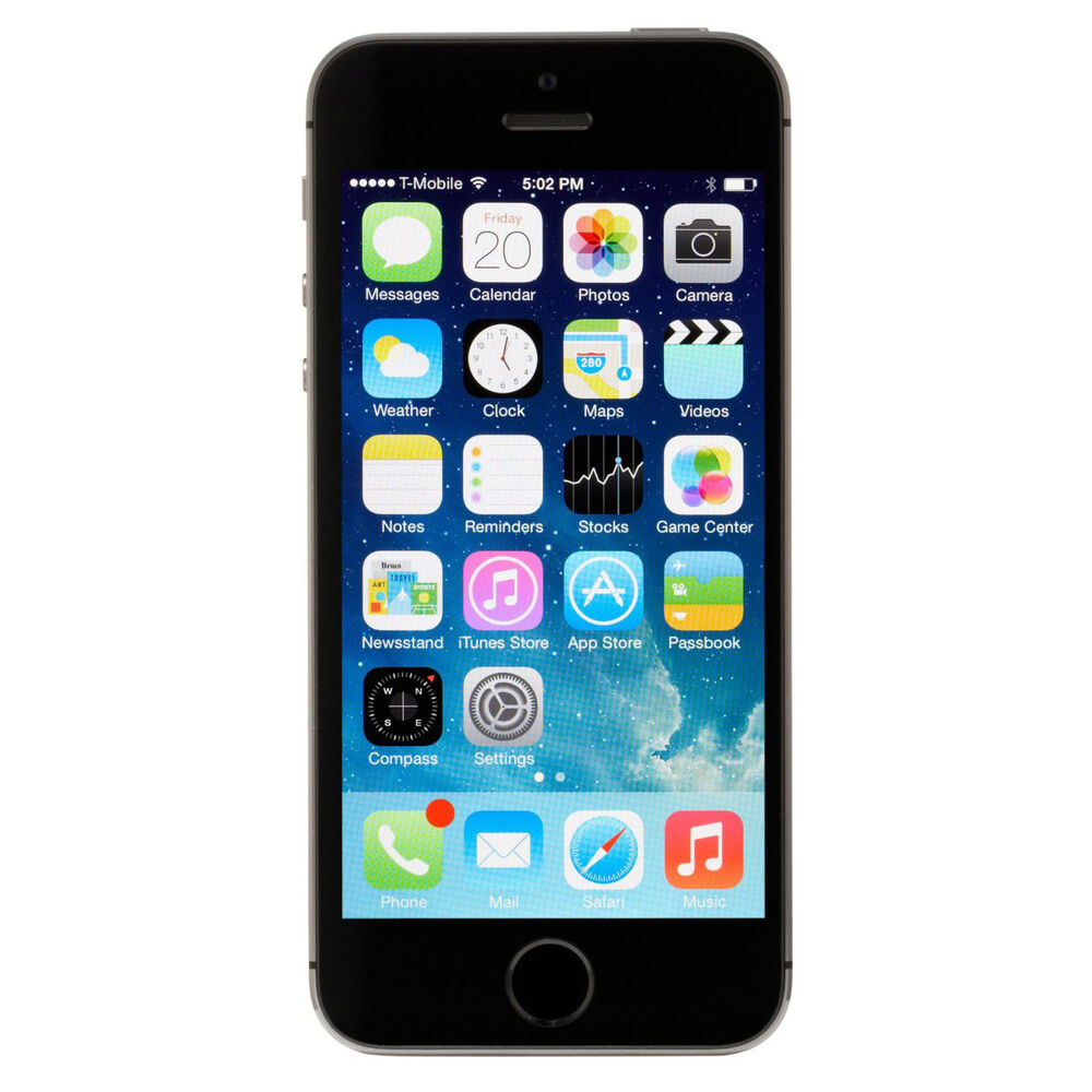 apple iphone 5s 32gb factory unlocked gsm cell phone. Black Bedroom Furniture Sets. Home Design Ideas