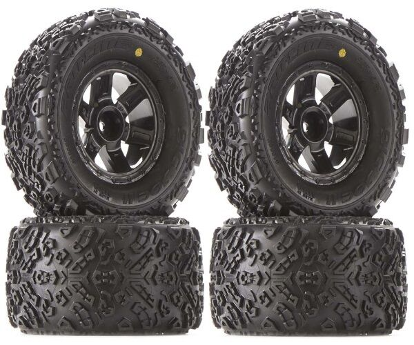 "Premise 75 Vs I Maxx Pro: Pro-Line 10105-11 Big Joe II 2.2"" All-Terrain Mounted"