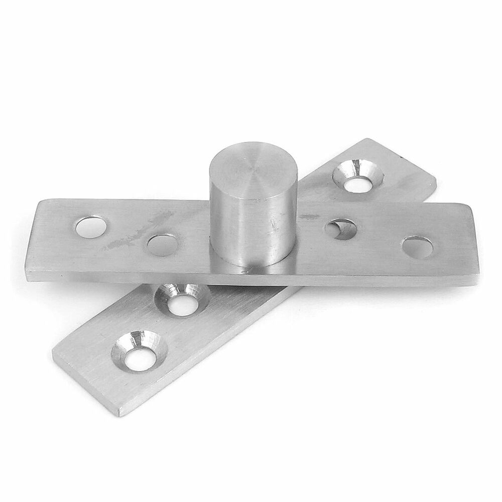 73mm Length Hardware Stainless Steel 360 Degree Door Pivot
