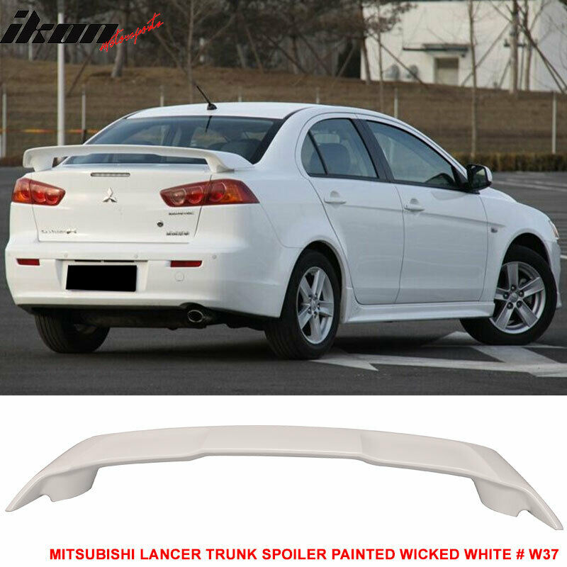 abs lip trunk wing product awesome x tail spoiler duck specifics evo lancer mitsubishi awesomeamazinggreat evolution item