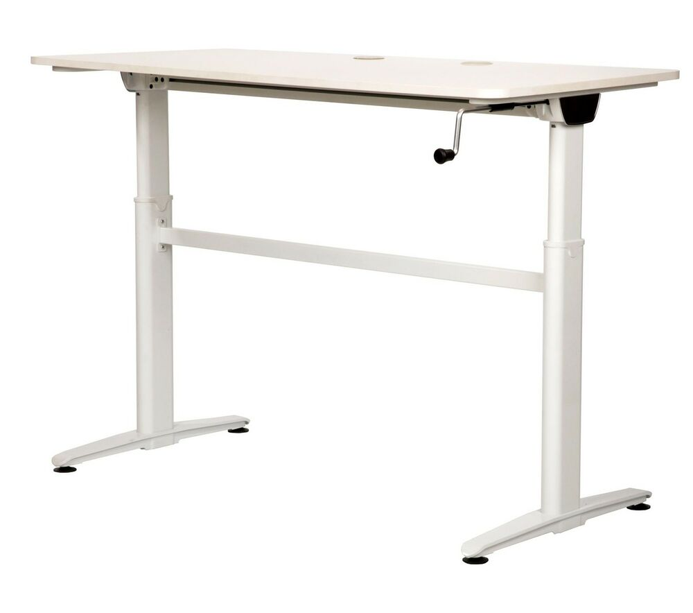 Cool Living Adjustable Height Stand Up Student Home Office Desk Table 29 45 Ebay