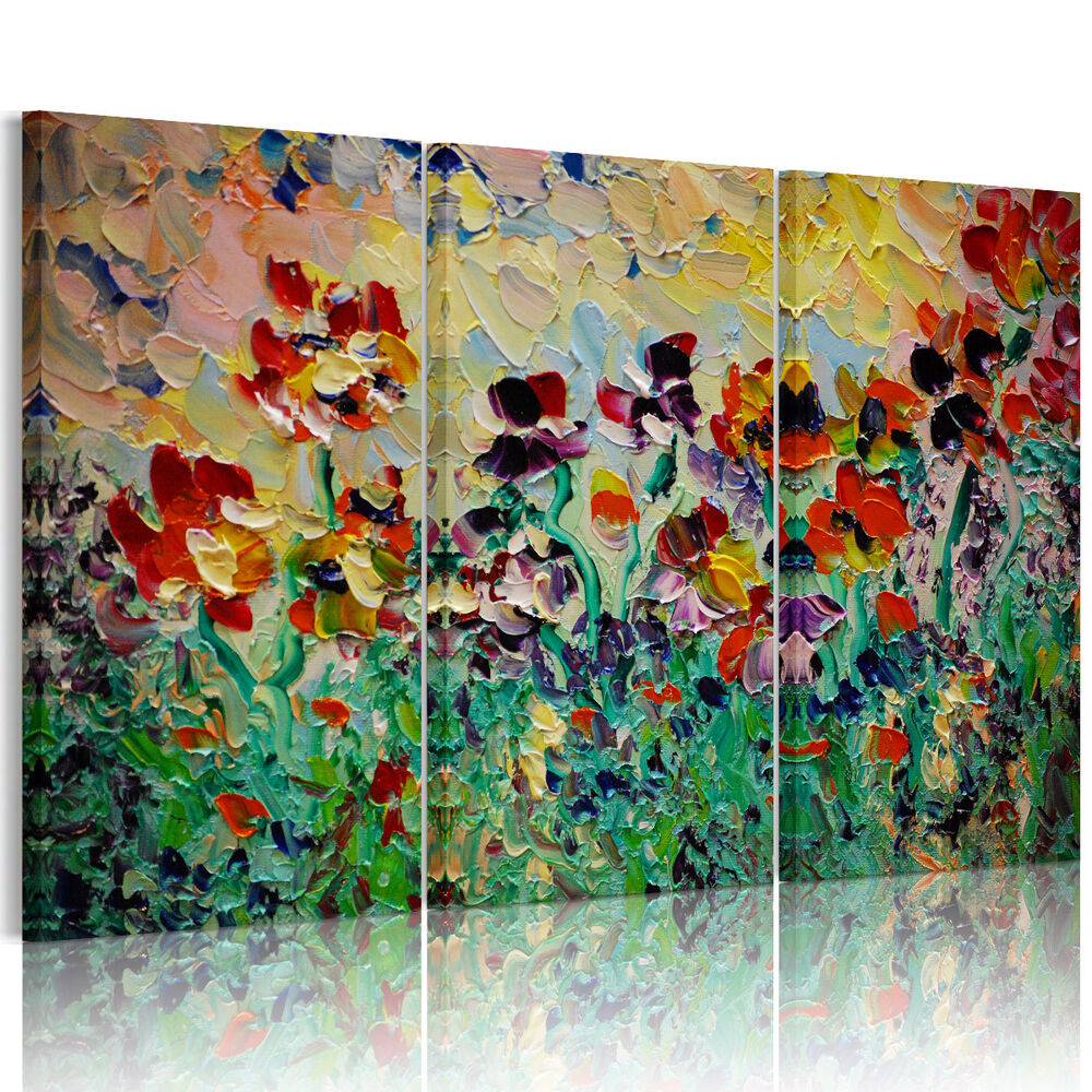 Unframed canvas prints modern home decor wall art picture for Prints for home decor