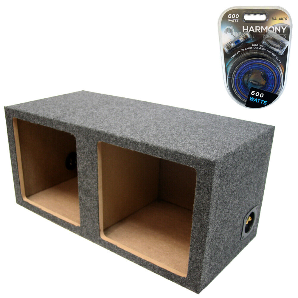Kicker dual 15 sealed solobaric l3 l5 l7 subwoofer for Box subwoofer in vetroresina