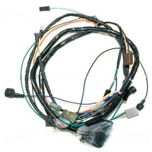chevy engine wiring harness diagram chevy engine wiring harness 71 chevy nova engine wiring harness, new | ebay