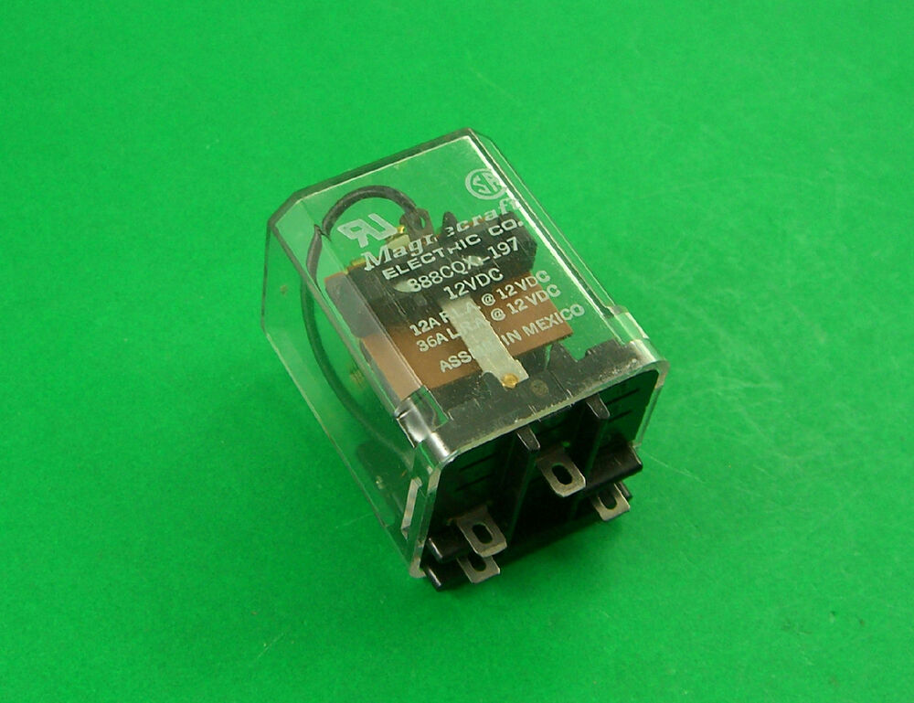 Dometic 312812001 Duo Therm Rv Furnace Blower Relay Ebay