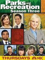 Parks & Recreation: Season 3, New DVDs