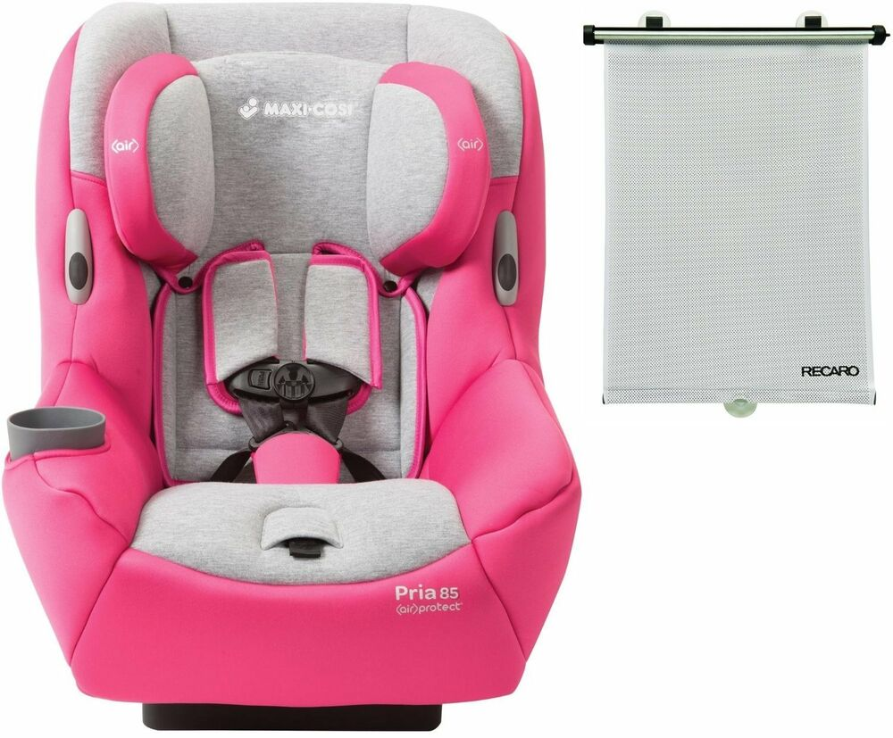 maxi cosi pria 85 air car seat passionate pink bonus w. Black Bedroom Furniture Sets. Home Design Ideas