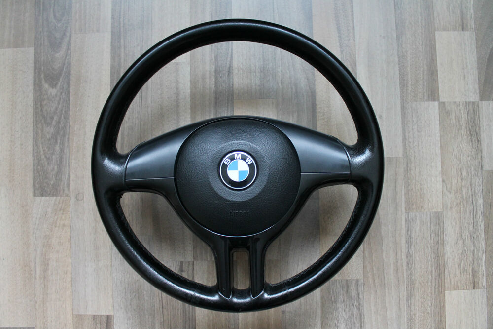 bmw e38 e39 e46 m3 e53 x5 sport steering wheel with airbag. Black Bedroom Furniture Sets. Home Design Ideas
