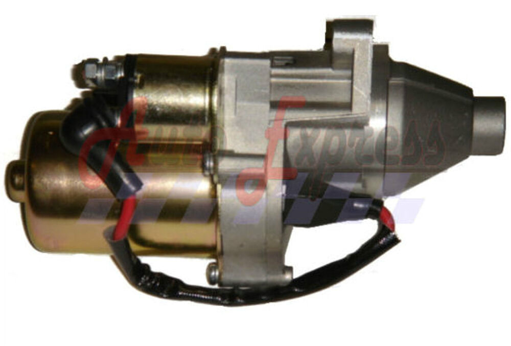new honda gx390 starter motor with solenoid fits 13hp gx. Black Bedroom Furniture Sets. Home Design Ideas
