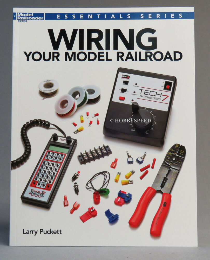 kalmbach wiring your model railroad book train o ho n. Black Bedroom Furniture Sets. Home Design Ideas
