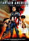 Captain America: The First Avenger (DVD, 2011)