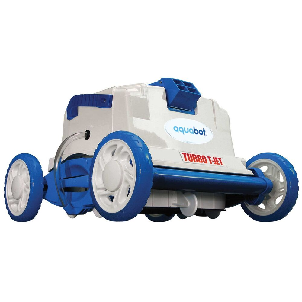 Aquabot Turbo T Jet Abttjet In Ground Automatic Robotic Swimming Pool Cleaner 663001265474 Ebay