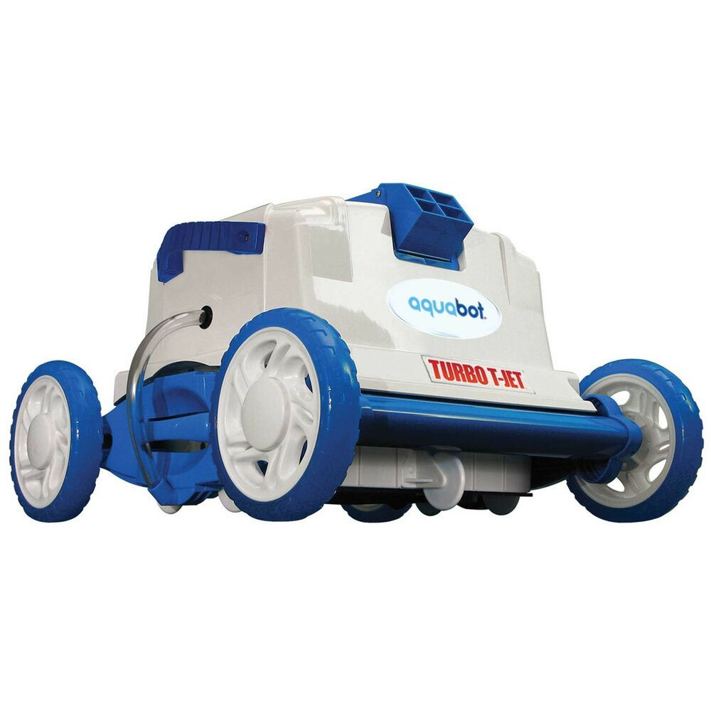 Aquabot Turbo T Jet Abttjet In Ground Automatic Robotic