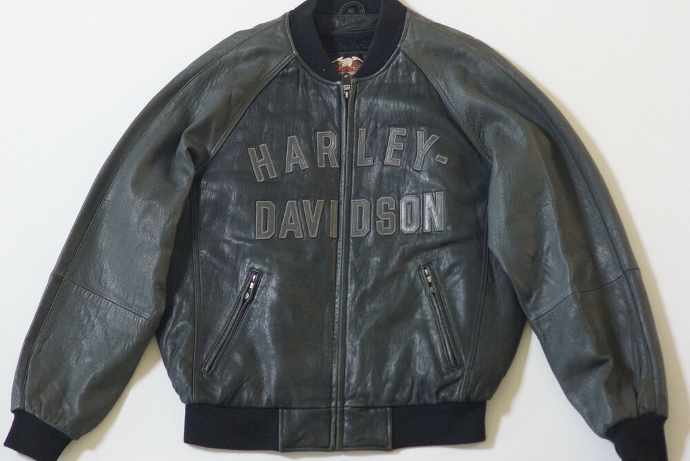 Harley Davidson Men S 100th Anniversary Centennial Leather