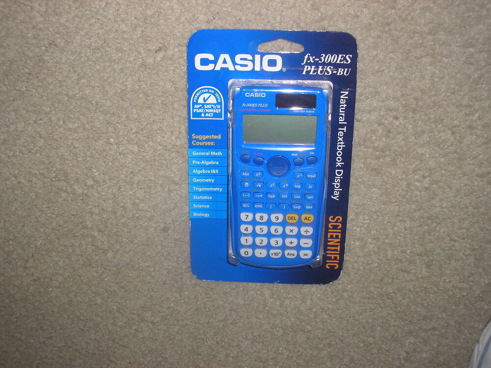 Brand New Casio Fx